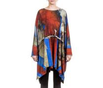 Damen Shirt Oversized multicolour