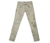 Damen Jeans SCUTUM creme Gr. 27