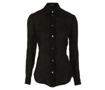 Damen Bluse schwarz Gr. 38