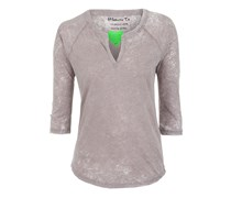 81 hours T-Shirt THAME taupe