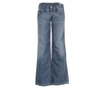 Damen Jeans LAMBRY blau Länge 32