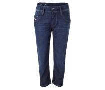 Jeans ROQUEST Caprihose blau