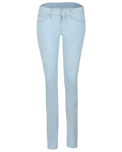 Jeans STRAIGHT LEG hellblau