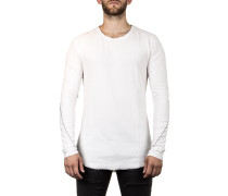 Thom Krom Herren Langarm Shirt off white