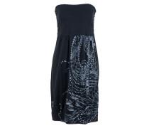 Bandeau Kleid schwarz Gr. L