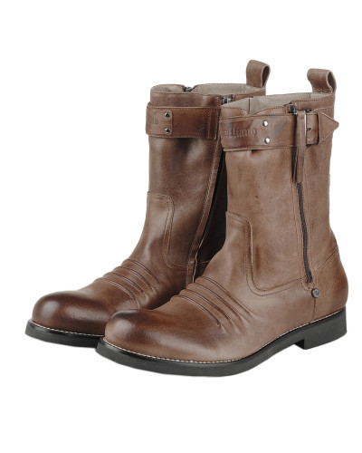 Galliano Herren Boots USED marrone Gr. 44