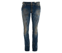 GOODS & CO. Jeans FURY Tapered Fit blau