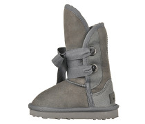 Collective Kinder Stiefel BEDOUIN grau Gr. 7,5