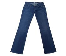Damen Jeans HIROSAKI blau Gr. 25