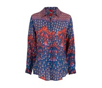 Johnny WAS Seiden Bluse STACY floral