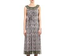 Kleid lang multicolour