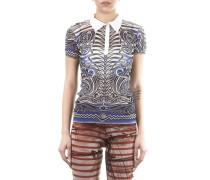 Soleil Damen Polo- Shirt ELECTICO multicolour