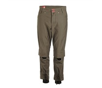 Marithe Francois Girbaud Le Casual Pants GUETROLE brown
