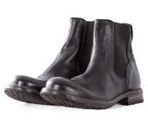 MOMA Herren Boots CUSNA NERO schwarz