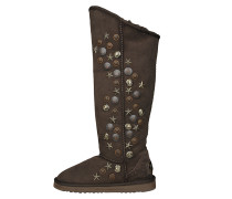 Collective Stiefel ANGEL TALL braun