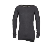 Langarm Shirt GAL-B grau