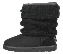 Collective Stiefel ALMOST FAMOUS Short schwarz