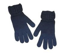 Fendi Handschuhe blau Degradé