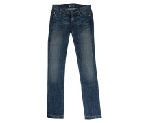 Jeans CRAZY BITCH IN RUSTIC blau Gr. 25