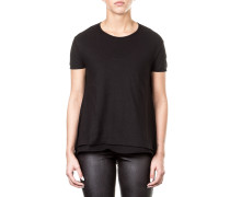 Damen T-Shirt PHYNN 215 schwarz