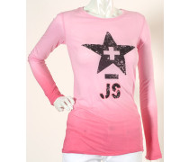 Jet Set Damen Longsleeve RAFFY pink