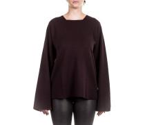 Damen Pullover HO10USE Oversized violett