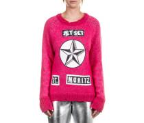 Damen Pullover OLGA pink