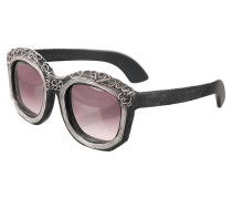 Sonnenbrille MASK SILVER BURNT B2
