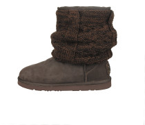Collective Stiefel ALMOST FAMOUS Short braun