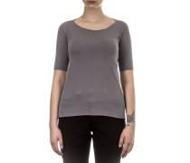 Damen T-Shirt HO10MER 102 grau