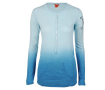 Damen Langarmshirt POLINE blau