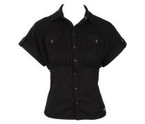 Damen Bluse ZEPTE schwarz