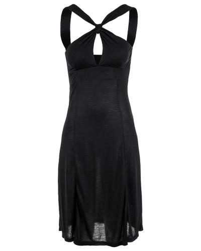 Jerseykleid RAY schwarz