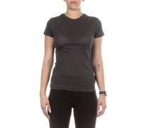 Damen Baumwoll T-Shirt graugrün