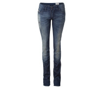 Jeans LIV mit Nieten blau Länge: 34