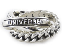 Silberring UNIVERSE silber