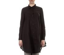 Damen Hemdbluse FR28OU schwarz