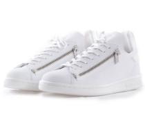 Damen Sneakers STAN ZIP weiß