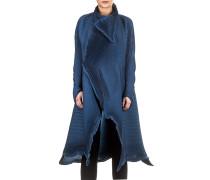 Damen Mantel Avantgarde türkis