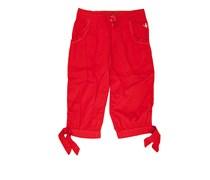 Deha 3/4 Kinderhose Kids F57136 rot
