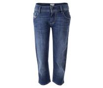 Jeans ROQUEST-R Caprihose blau
