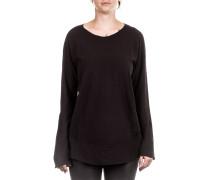 Damen Langarm Shirt TOW35Y schwarz