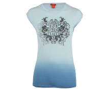 Damen T-Shirt COLIB TATTOO blau