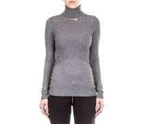 Damen Pullover UPGRADE grau