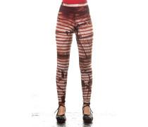 Soleil Damen Leggings multicolour