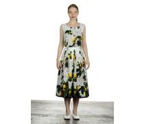 Sommerkleid FLORANCE weiß Print