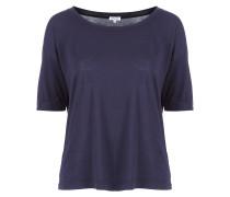 Oversized T-Shirt blau
