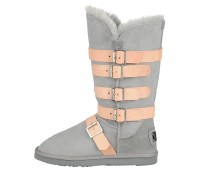 Collective Stiefel BARBOSSA grey