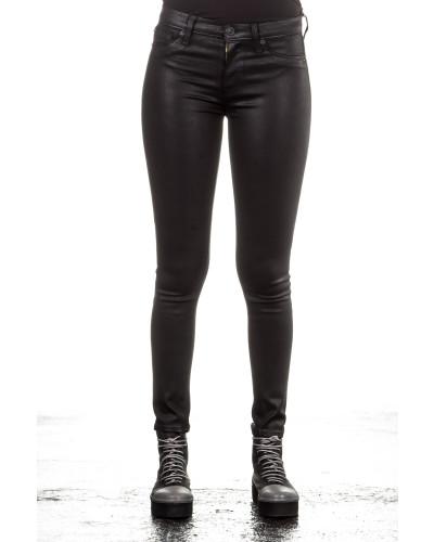Jeans NICO Skinny Midrise schwarz