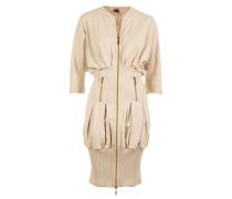 Damen Jerseykleid beige